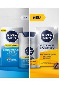 Nivea Men - ACTIVE ENERGY FACE CARE CREAM - Face cream - - - 3