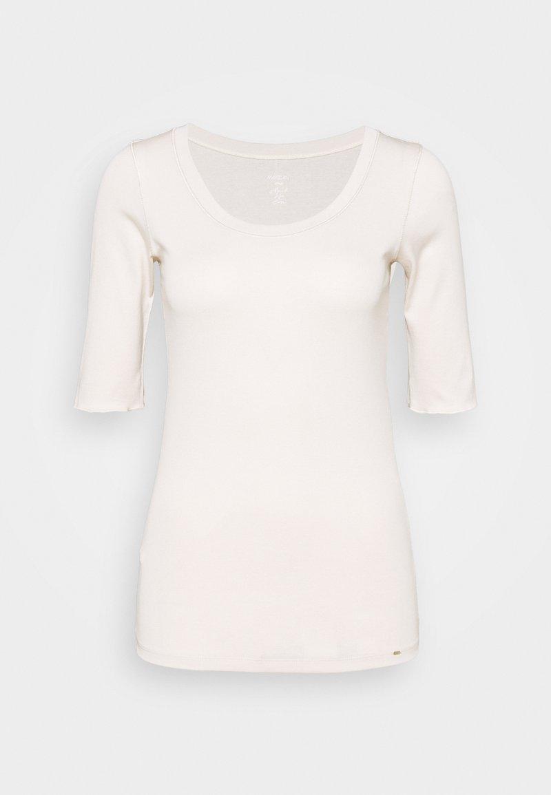 Marc Cain - Basic T-shirt - moon rock