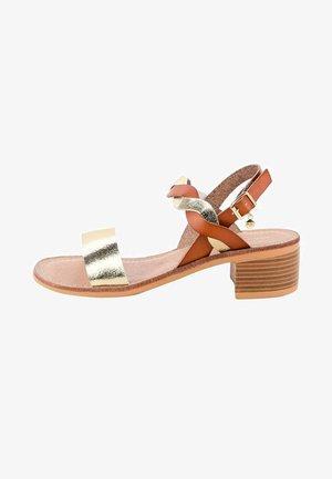 COMO - Sandals - brown