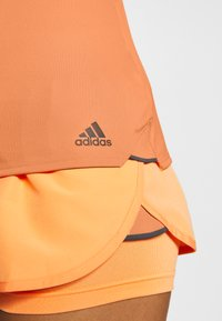 adidas Performance - CLUB TANK - Treningsskjorter - ambtin/gresix - 5