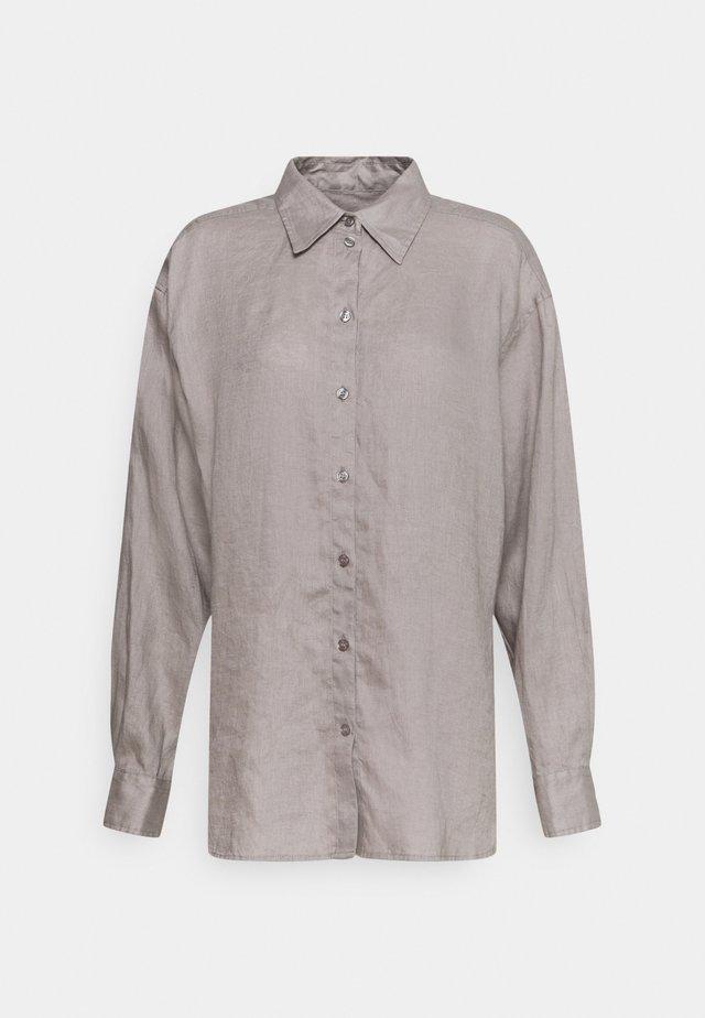 KELLY SHIRT - Bluser - frost grey