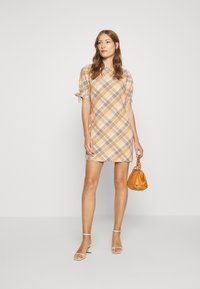 DAY Birger et Mikkelsen - TOMORROW - Shift dress - ivory/shade - 1