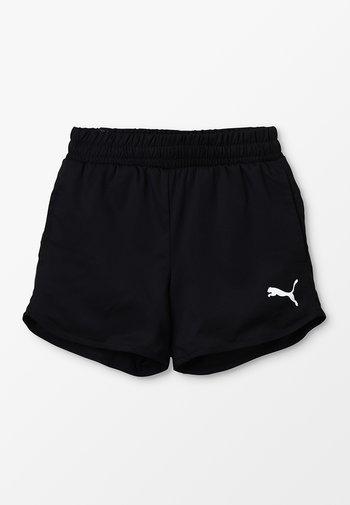 ACTIVE SHORTS - Sports shorts - black