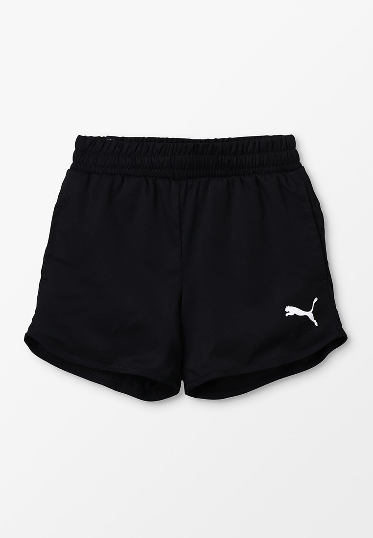Puma - ACTIVE SHORTS - Korte broeken - black