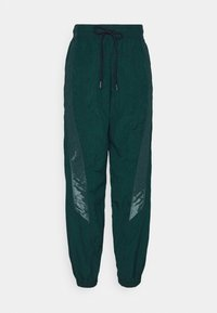 Reebok - PANT - Tracksuit bottoms - dark green - 4