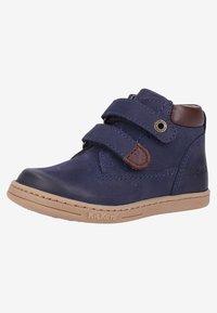 Kickers - TACKEASY - Zapatos de bebé - blue - 2