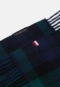 Tommy Hilfiger - UPTOWN SCARF CHECK - Scarf - green - 2