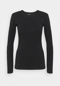 Even&Odd Tall - Long sleeved top - black - 0