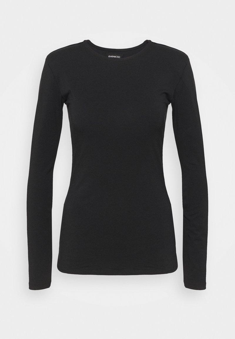 Even&Odd Tall - Long sleeved top - black