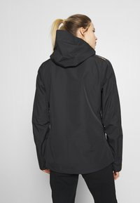 CMP - WOMAN JACKET FIX HOOD - Hardshell jacket - antracite - 2