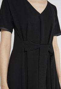 MAX&Co. - COPPIA - Robe en jersey - black - 5
