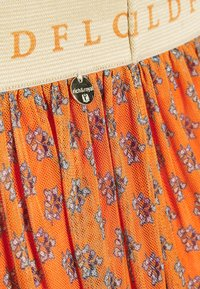 Rich & Royal - SKIRT  - A-line skirt - sunset orange
