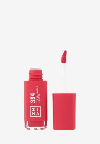 THE LONGWEAR LIPSTICK - Liquid lipstick - 334