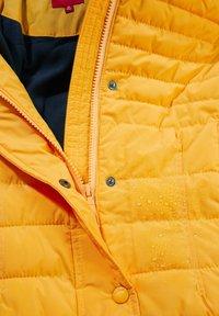 s.Oliver - Winter coat - yellow - 4