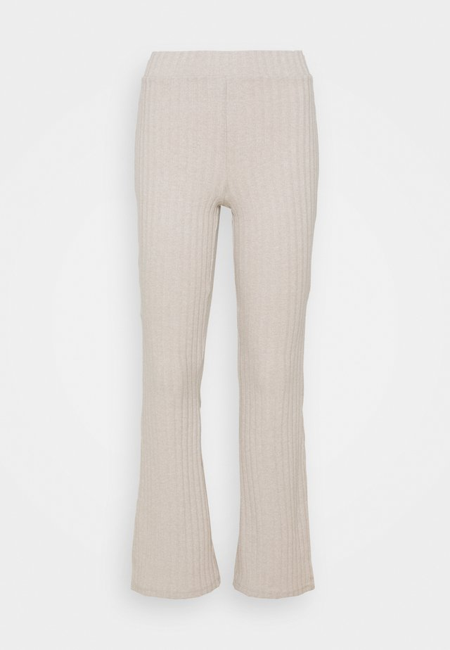 TARA TROUSERS - Trousers - beige