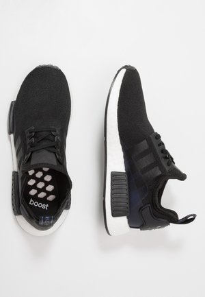 NMD_R1 - Sneakers laag - core black/royal blue