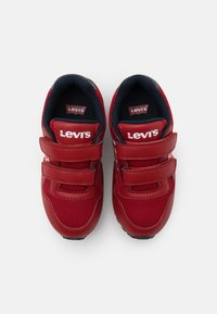 Levi's® - NEW SPRINGFIELD - Trainers - red/navy - 3