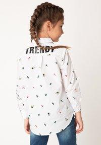 Gulliver - Button-down blouse - white - 1