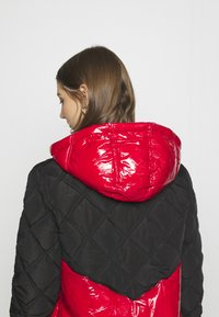 River Island - Winter coat - red/black - 3
