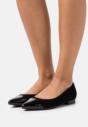 CARA - Ballet pumps - schwarz