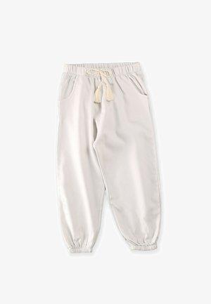 PANT - Verryttelyhousut - light grey