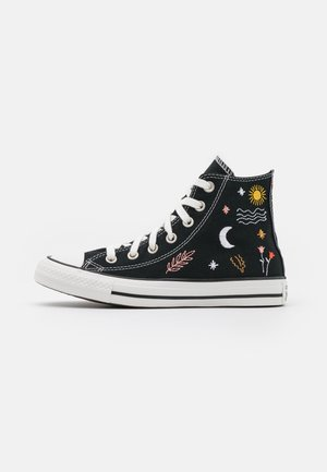 CHUCK TAYLOR ALL STAR  - High-top trainers - black/white