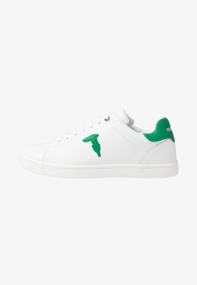 Sneaker low - white/green