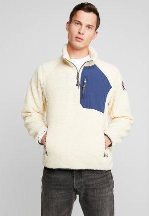 TOE - Fleece jumper - whitecap gray