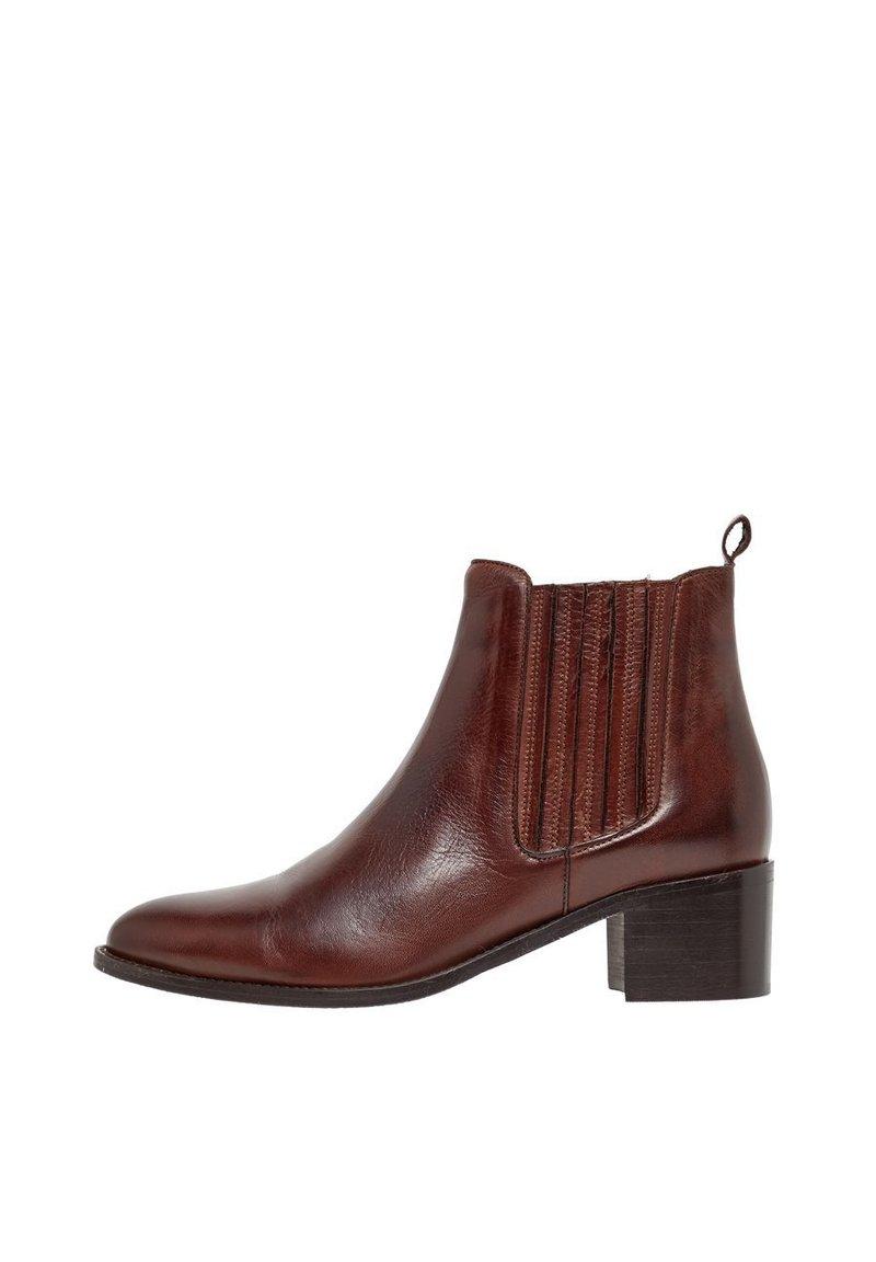 Bianco - BIACAROL  - Classic ankle boots - dark brown