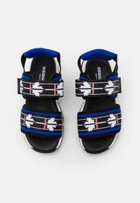 Dsquared2 - UNISEX - Sandals - black/blue - 3