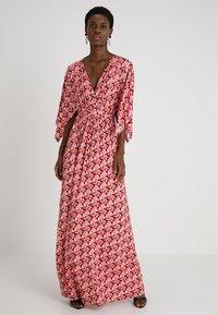 Ilse Jacobsen - LONG DRESS - Maxi dress - aurora pink - 0