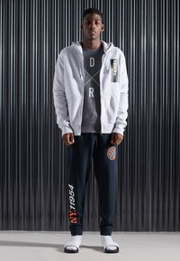 Superdry - CORE LOGO TRANSIT - Zip-up hoodie - ice marl - 0
