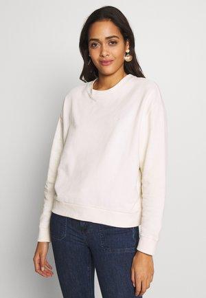 CREW - Sweatshirt - ecru