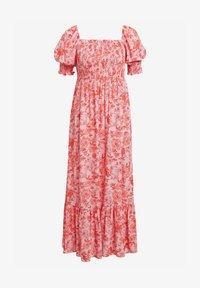 Next - SHIRRED - Maxi dress - multi-coloured - 4