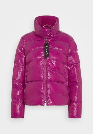 MIRCO CABAN CRYSTAL  - Kurtka zimowa - pink