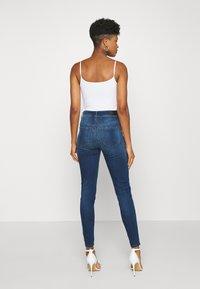 Diesel - SLANDY HIGH - Jeans Skinny Fit - indigo - 0