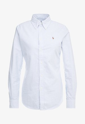 OXFORD KENDAL SLIM FIT - Camicia - blue/white