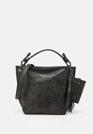 HOBO SET - Handbag - black