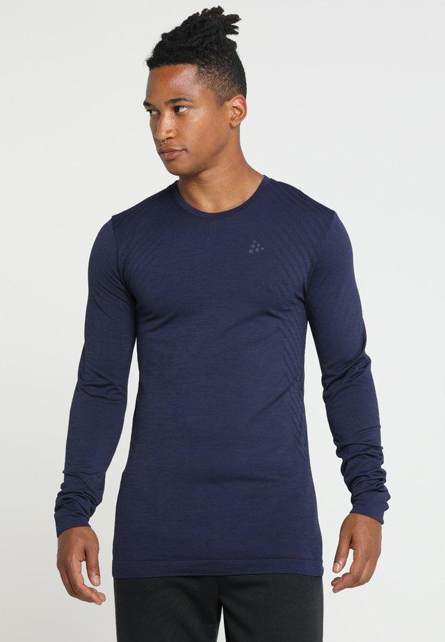 COMFORT - Sports shirt - dark blue
