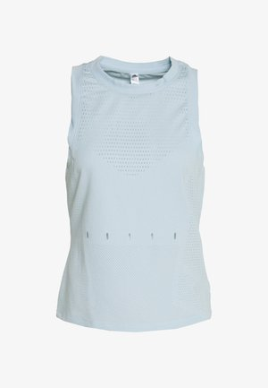 KNIT SPORT CLIMALITE WORKOUT TANK TOP - Sports shirt - sky tint