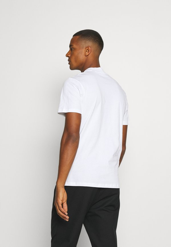 Jack & Jones PREMIUM JPRBLA BASIC TEE TURTLE 2 PACK - T-shirt basic - white/black/wielokolorowy Odzież Męska OUFL