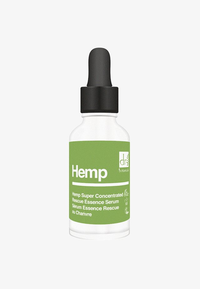 HEMP SUPER CONCENTRATED RESCUE ESSENCE SERUM 30ML - Sérum - -