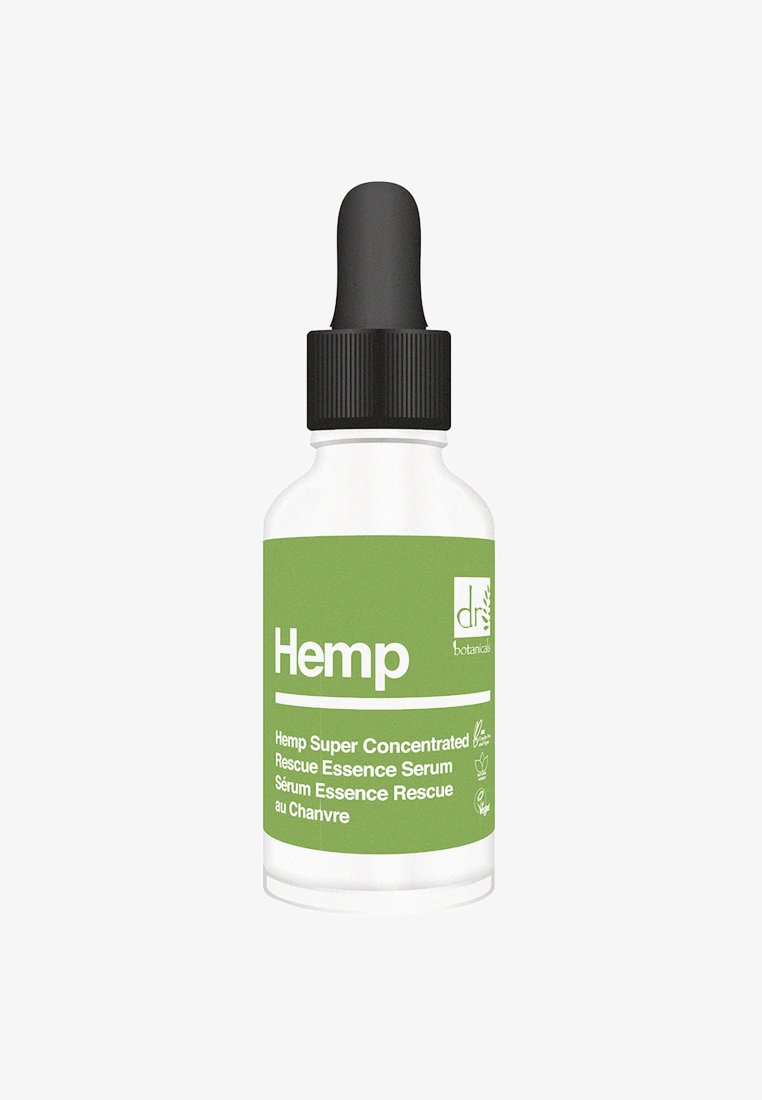 Dr Botanicals - HEMP SUPER CONCENTRATED RESCUE ESSENCE SERUM 30ML - Serum - -