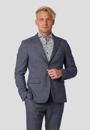 ROMA - Suit jacket - magnet grey