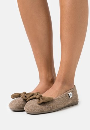 HEIDI  - Slippers - taupe