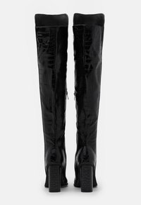RAID Wide Fit - WIDE FIT CYNTHIA - Over-the-knee boots - black - 3
