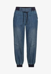 Sheego - Jeans Tapered Fit - blue denim - 4