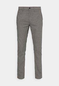 NN07 - MARCO - Trousers - grey - 3