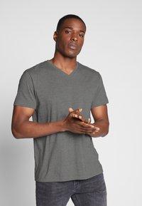 Esprit - T-shirt - bas - medium grey - 0
