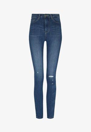 DESTROY - Jeans Skinny Fit - blu